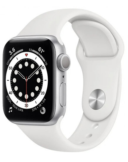 Apple Watch Series 6 40mm Aluminum Silver (MG283)