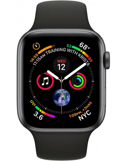Умные часы Apple Watch Series 4 44mm Space Gray (MU6D2)
