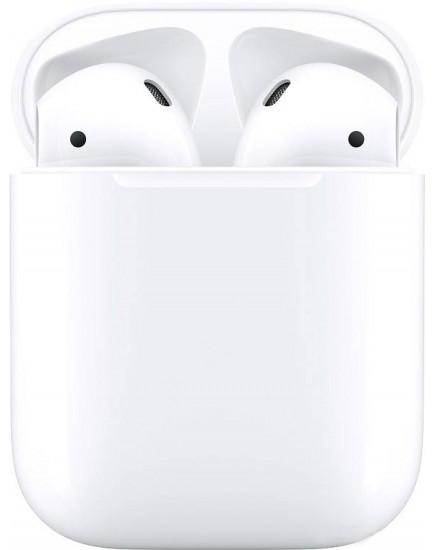 Apple AirPods 2 с беспроводным зарядным футляром