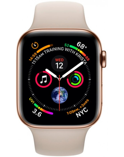 Apple Watch Series 4 LTE 44mm Gold (MTV72)