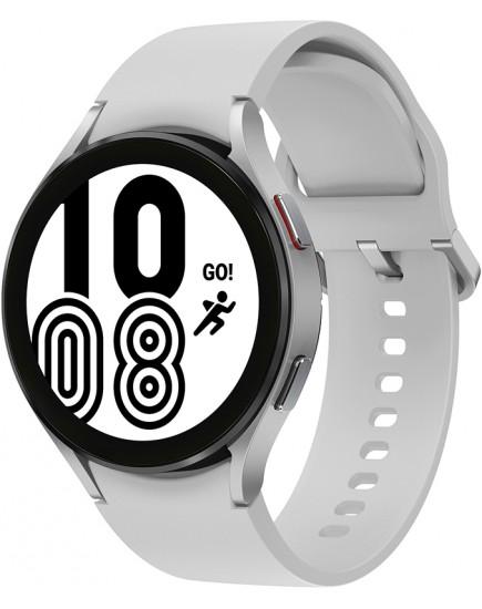 Samsung Galaxy Watch4 44мм (серебро)
