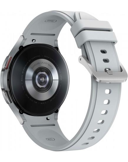Samsung Galaxy Watch4 Classic 46мм (серебро)