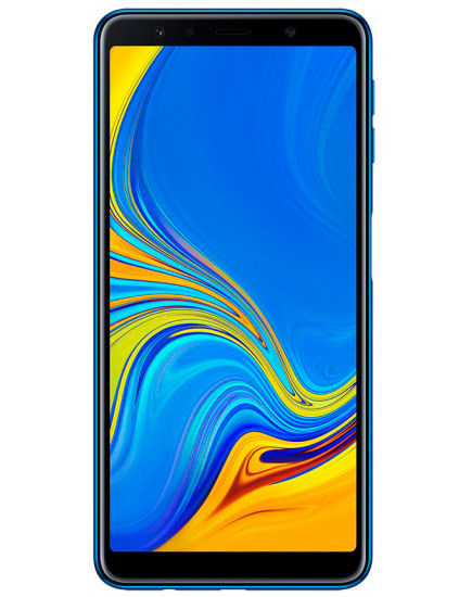Смартфон Samsung Galaxy A7 (2018) 4Gb/64Gb