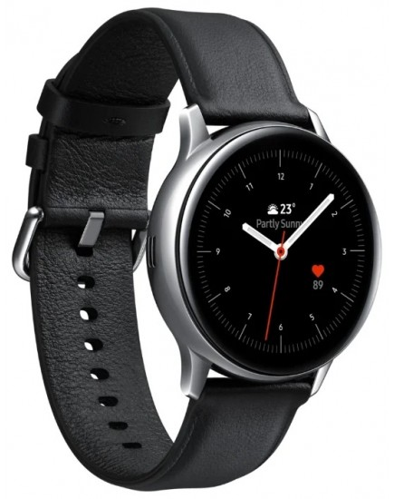 Samsung Galaxy Watch Active2 Stainless Steel 40mm Silver