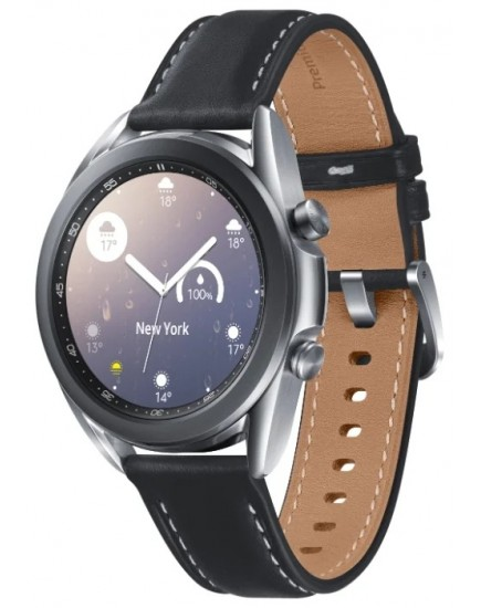 Samsung Galaxy Watch3 Stainless Steel 41mm Silver