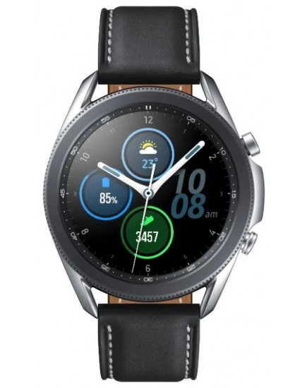 Samsung Galaxy Watch3 Stainless Steel 45mm Silver