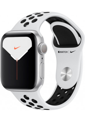 Apple Watch Nike Series 5 40mm Aluminum Silver (MX3R2)