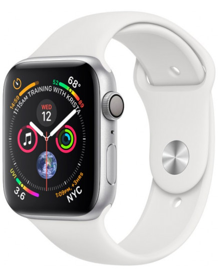 Apple Watch Series 4 44mm Silver (MU6A2)