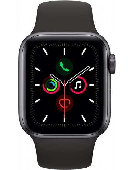 Apple Watch Series 5 44mm Aluminum Space Gray (MWVF2)