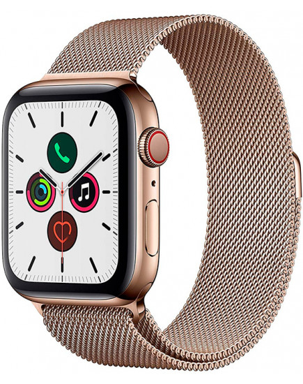 Apple Watch Series 5 LTE 40mm Stainless Steel Gold (MWX72)
