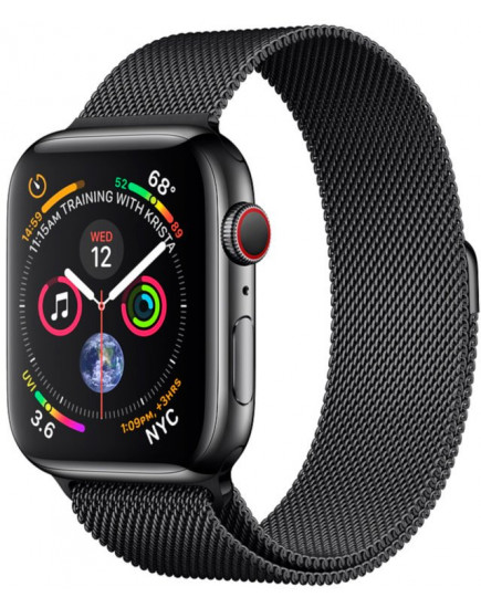 Apple Watch Series 4 LTE 44mm Space Black (MTV62)