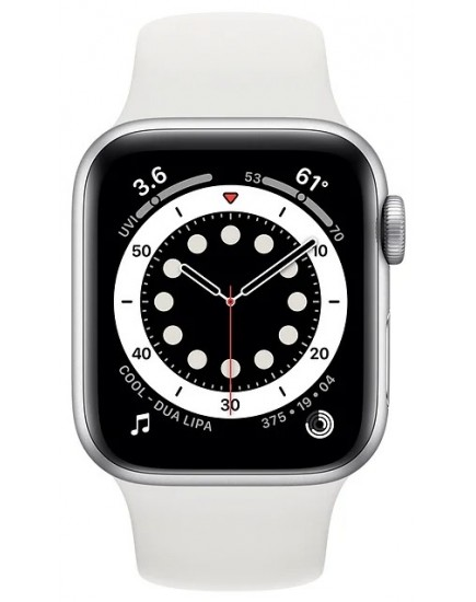 Apple Watch SE 44mm Aluminum Silver (MYDQ2)
