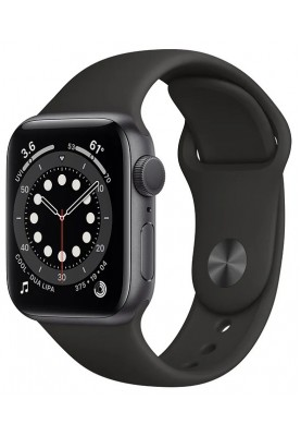 Apple Watch SE 44mm Aluminum Space Gray (MYDT2)
