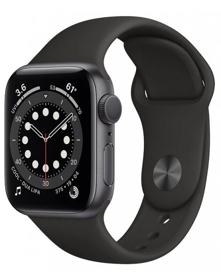 Apple Watch SE LTE 44mm Aluminum Space Gray (MYF02)