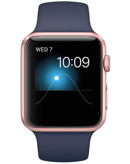 Умные часы Apple Watch Series 2 42mm Rose Gold with Sport Band (MNPL2)
